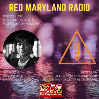 Red Maryland Radio #457: April 30, 2020