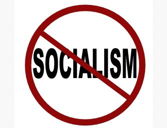 Socialism Isn't The Answer