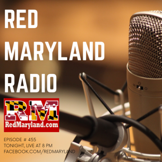 Red Maryland Radio #456: April 23, 2020