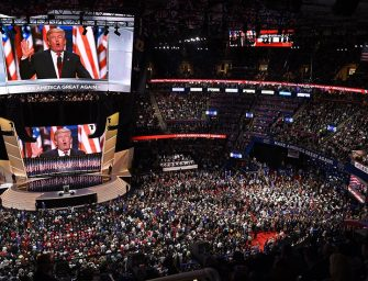 Trump Campaign Issues At-Large Delegate & Alternate Endorsements