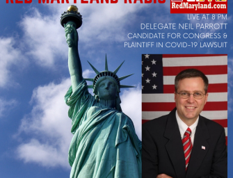 Red Maryland Radio #458: May 7, 2020